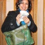 $100 in Uzbek Som!