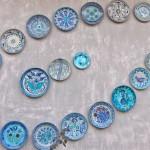 Paisley Plates