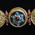 Enameled Bracelet