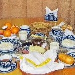 Uzbek Breakfast