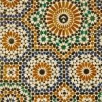 Zellij at Musée de Marrakech