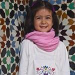 Zellij at Ali ben Youssef Medersa