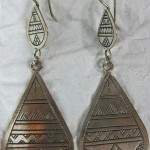 Silver Berber Earrings