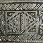 Touareg style Berber Silver Pendant