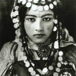 Young Berber woman
