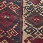 Kilim Runner from Van, Turkey