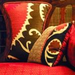 Suzani Upholstery
