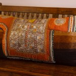Tribal Kurta Cushion