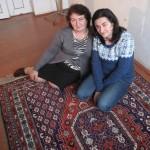 Fatima and Aygun