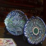 Ceramic from Uzbekistan