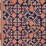 Khotan Samarkand carpet