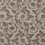 Tufted Carpet - Antique White/Grey